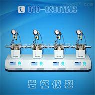 Many block-4位4位平行磁力搅拌高压反应釜