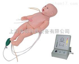 全功能新生儿高级模拟人|妇产胎儿技能训练模型