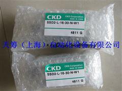CKD超紧凑型气缸SSD2-L-16-30-N-W1