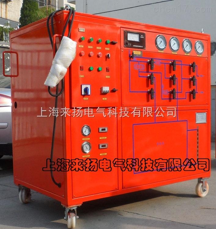 SF6气体抽吸装置