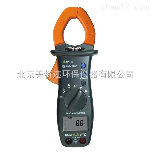 台湾泰玛斯TM-12E数字钳形表厂家直销
