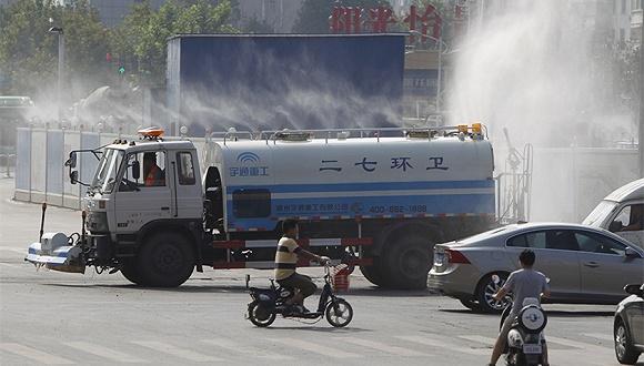 环保部会同国家质检总局发布五项污染物排放新标准