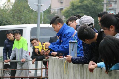 浙江聚光水质监测有方 共535项监测指标通过认证