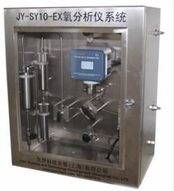 苏北某化工厂10套防爆氧系统顺利验收