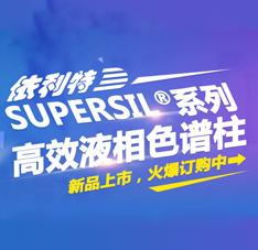 Supersil系列色谱柱——大连依利特分析仪器有限公司