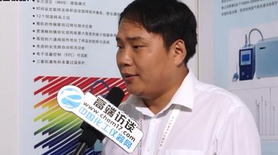 北分天普亮相analytica China 2016