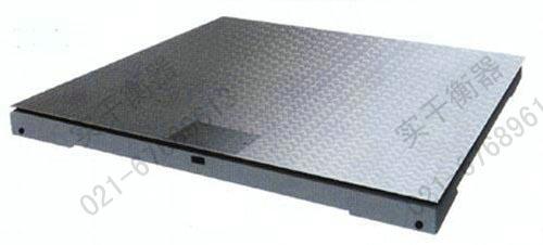 不锈钢电子地磅秤图片