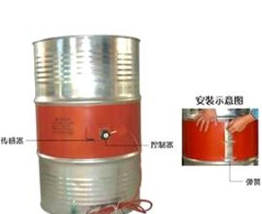 通过加热使桶内的液体、凝固物容易取出,如桶内的粘接剂、油脂、柏油、油漆、石蜡、油和各种树脂原料,通过桶体加热,使其粘度下降均匀,减轻泵的功力.因此,此装置不受季节影响可常年使用。 一、特长 在加热器表面安装传感器,通过温度调节直接控制温度。