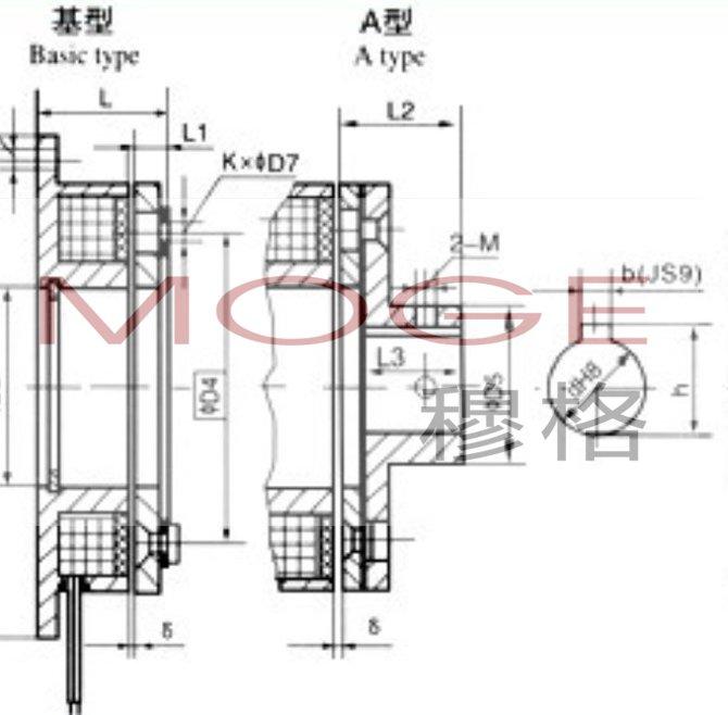 lddz2-1000,电磁制动器