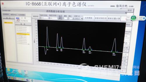 国际先进水平的产品配件,保留了离子色谱仪原有的准确度和精密度高.