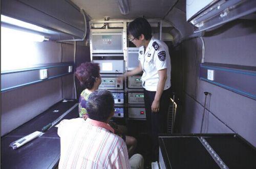 各地空气质量监测站纷纷上交给环保部