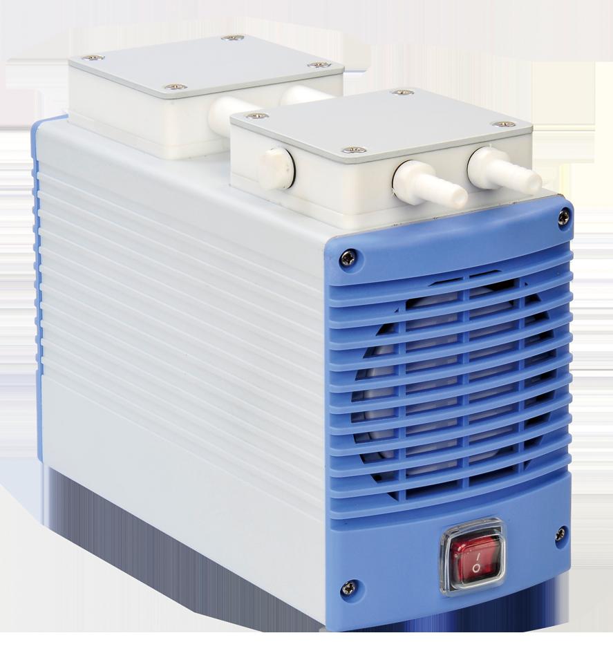 【洛科仪器】Chemker 400 实验室耐腐蚀隔膜泵