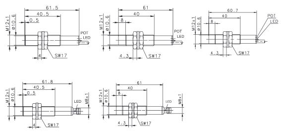 bernstein伯恩斯坦电容式传感器-上海威斯特传感器