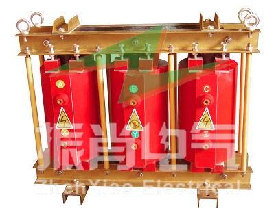 常用的降压方式是采用 启动电抗器,使用 启动电抗器与电动机串联,增加