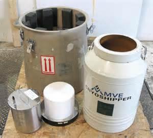 便携式液氮罐