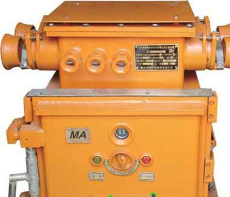 真空磁力启动器具有分机闭锁功能