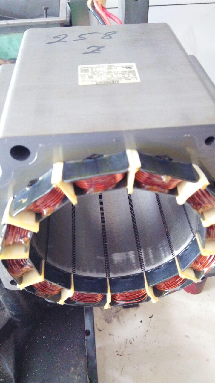 西门子808d的主轴编码器接线图