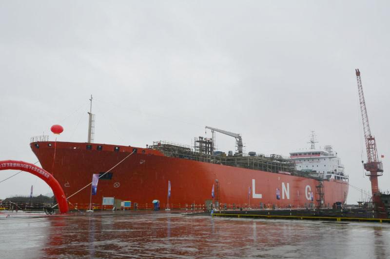 LNG船舶