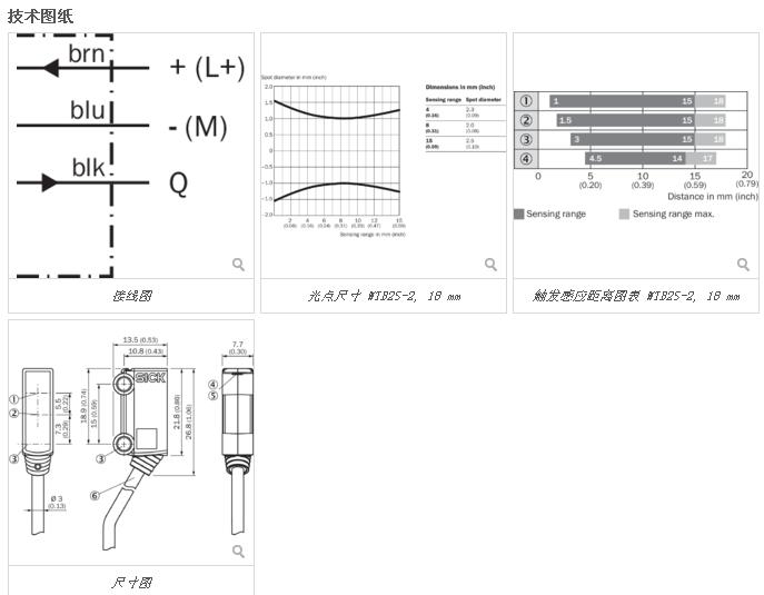 西克sick光电传感器wtb2s-2n1310型现货
