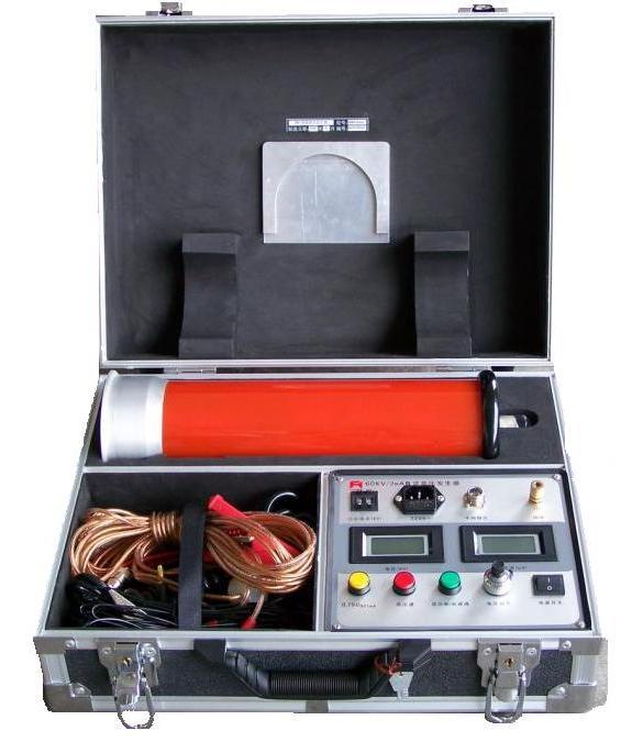 产品简介:        电缆专用便携式直流高压发生器采用高频倍压电路