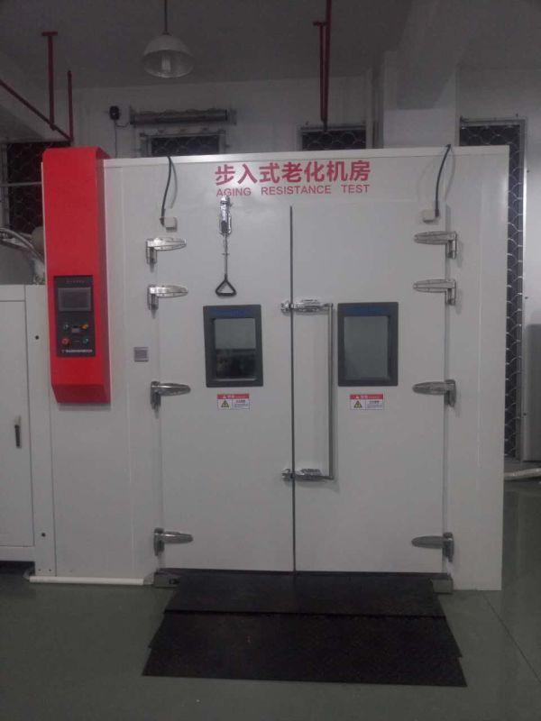 电路板通电高低温老化-电路板通电高低温步入式老化房