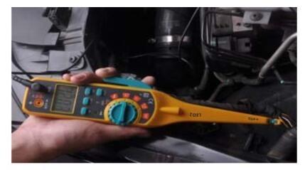 汽车电路检测仪是检测汽车线路故障的必备仪表