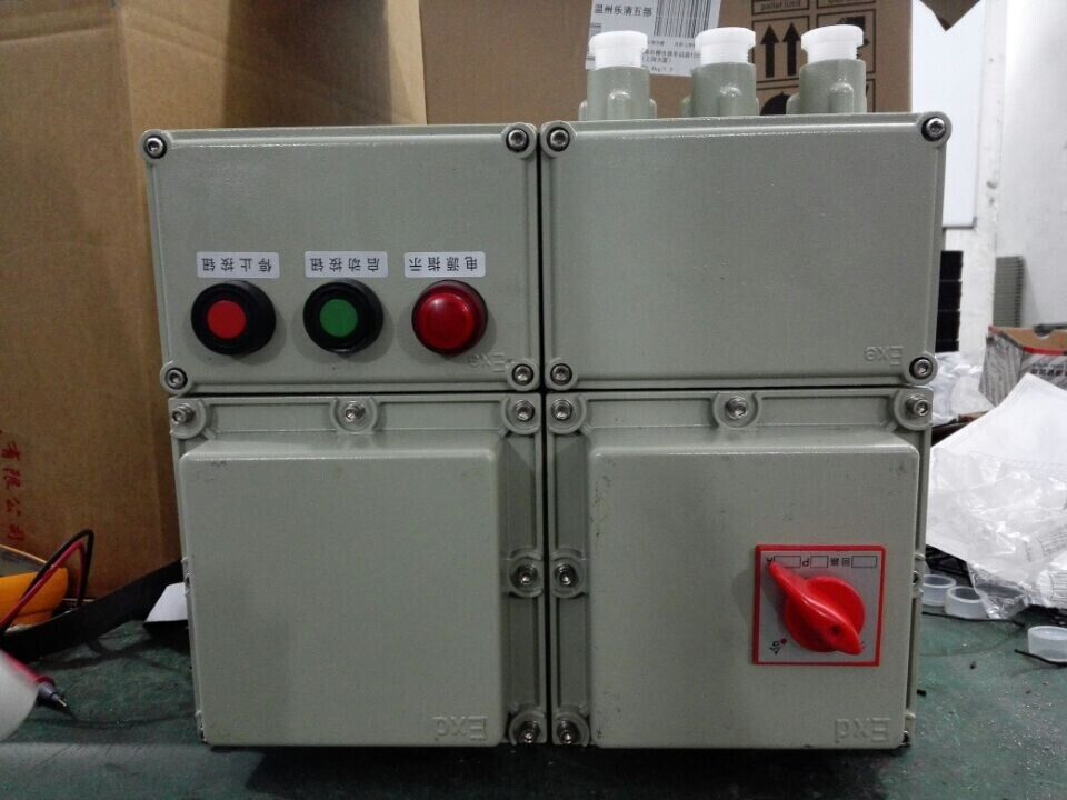 bqc-2.2kw控制电机启停防爆磁力启动器