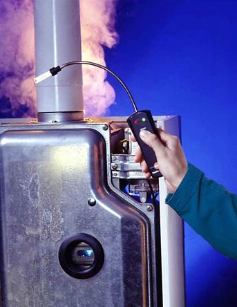 德图烟气分析仪