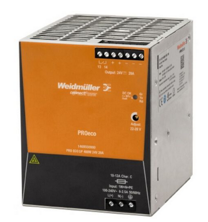 魏德米勒直流电源pro eco3 960w 24v 40a特价供应