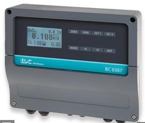 BC6587多参数控制器