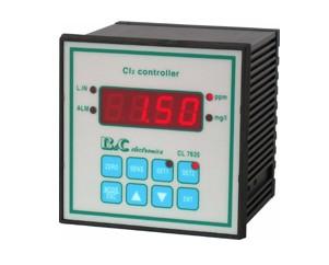 CL7635余氯控制器