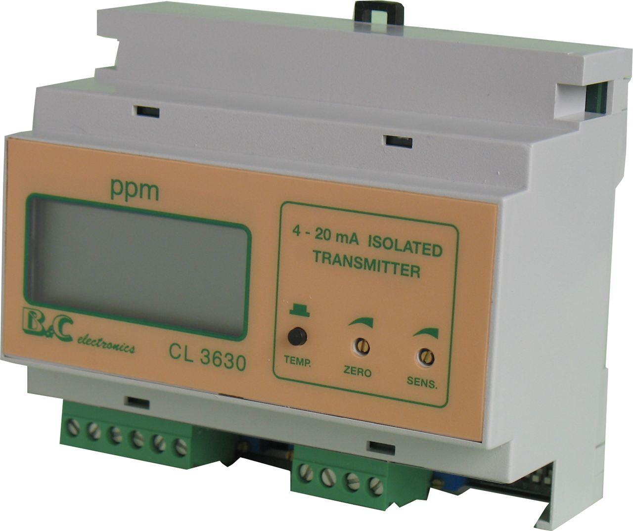 CL3630余氯变送器