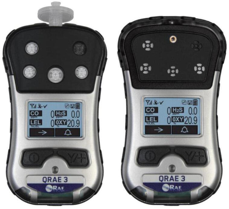 复合气体检测仪QRAE3