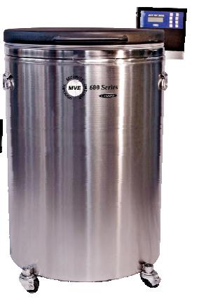 美国MVE液氮桶