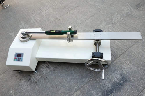 SGNJD型号的扭矩扳手标定仪