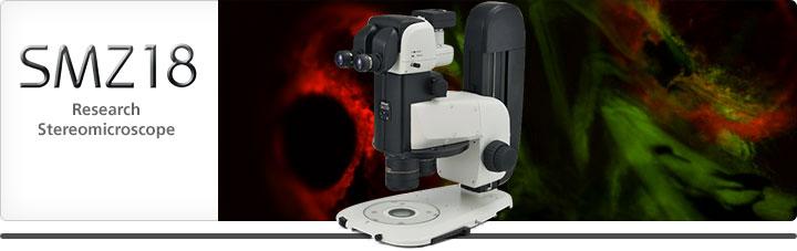 <strong>日本尼康SMZ18体视显微镜 Nikon体式显微镜型号</strong>
