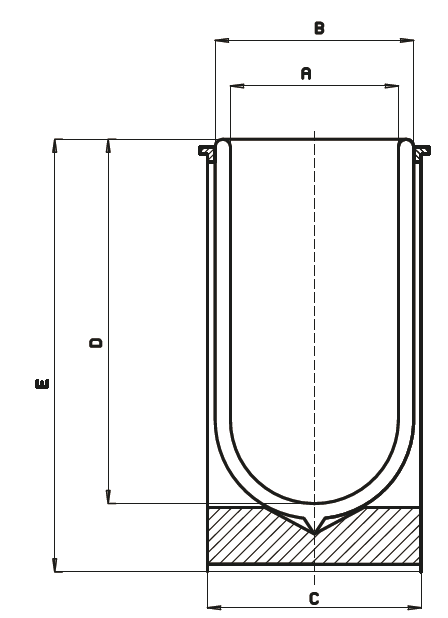 液氮罐尺寸
