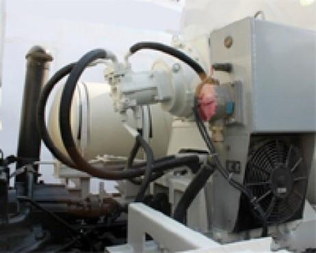 搅拌车液压马达维修的常见故障图片