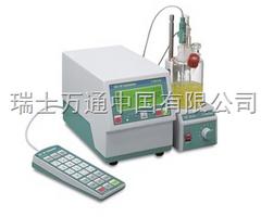 库仑法卡式水分测定仪