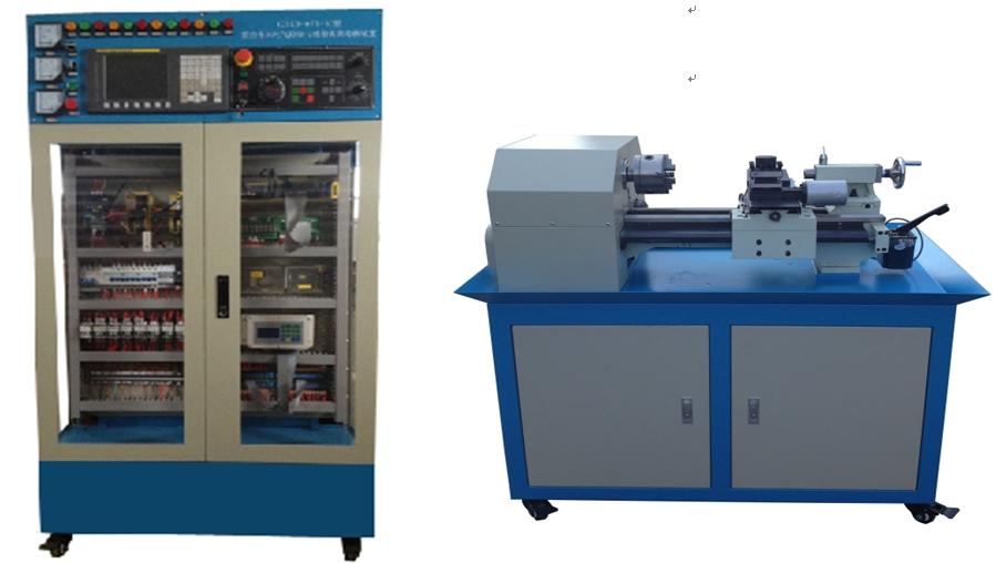 yuyskb-07t-3e型数控车床电气控制与维修实训考核装置