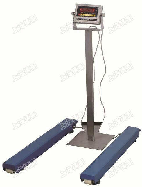 电子地磅-碳钢连接电脑电子地磅