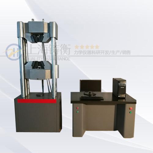 微机控制环刚度试验机丨电液伺服万能试验机丨两立柱液压强度万能试验