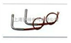 SLM6-3-1直角引线单头电热管