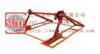 机械张力放线架 组合式导线轴架