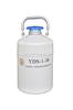 YDS-1-30 贮存型液氮生物容器(小)  成都金凤