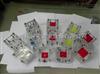BP-M05D压注压缩挤出气动成型模具模型|模具专业实训室系列
