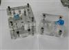 透明注射模具模型,透明注塑成型模具模型(全透明有机玻璃)|模具专业实训室系列