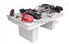 BP-QCDQ7奥迪A6全车电路实习台 汽车全车电器实训设备