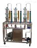 TK-BSTM板式塔塔模型演示實驗裝置