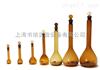 100ml棕色玻璃容量瓶 天玻玻璃容量瓶 A级容量瓶